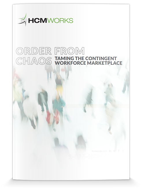 Order From Chaos:  Taming the Contingent Workforce Marketplace White Paper