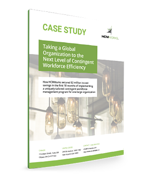 Taking a Global Organization to the Next Level of Contingent Workforce Efficiency