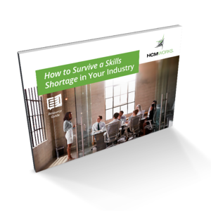How to Survuve a Skills Shortage in Your Industry - Cover Image