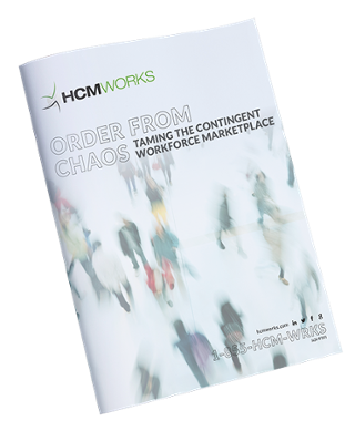 Order From Chaos: Taming the Contingent Workforce Marketplace