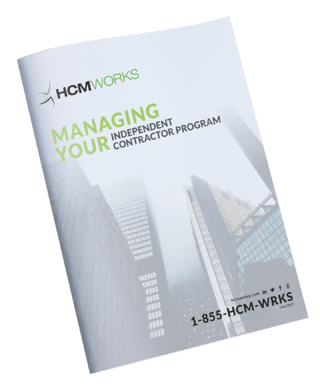 Free Guide | Managing Your Independent Contractor Program