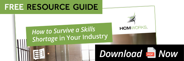 How to survive a skills shortage in your industry DOWNLOAD